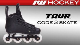 Tour Code 3 Skate Review