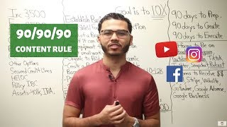 90 90 90 Rule To Create Content