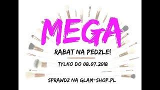 MEGA RABATY na pędzle na glam-shop.pl