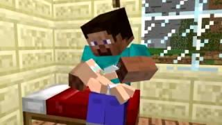Minecraft steve tiene un niño parte 1