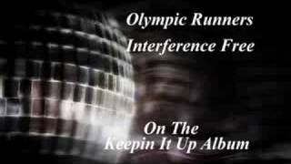 Olympic Runners-Interference Free