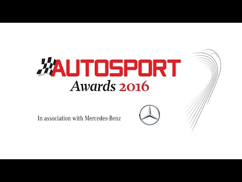 Autosport Awards 2016 - LIVE