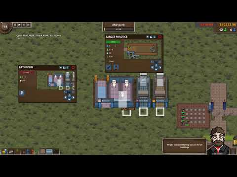 Battle Royale Tycoon (PC) GAMEPLAY 2018 |