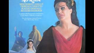 Video Montserrat Caballe. Casta diva. Ah! bello a me ritorna... download MP3, 3GP, MP4, WEBM, AVI, FLV Agustus 2018
