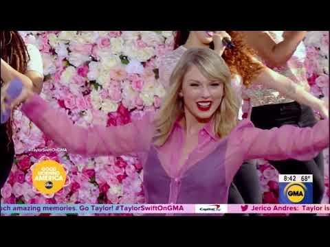 Taylor Swift performance