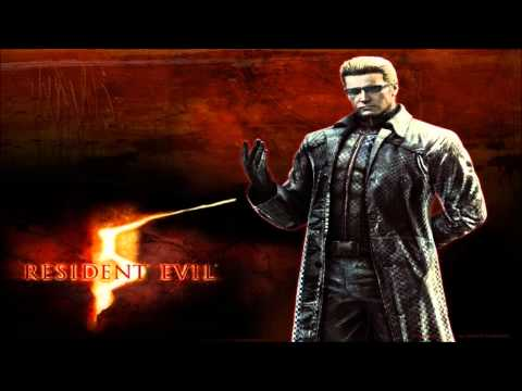 ♫ Resident Evil 5 - Wesker Theme 'Winds Of Madness' [HD]