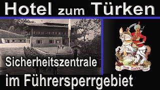 DAS HOTEL ZUM TÜRKEN - ADOLF HITLERS SICHERHEITSZENTRALE AM OBERSALZBERG || Kurzdokumentation