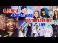 G.E.M. & Jackson Wang - For The Love Of It LIVE PERFORMANCE Reaction