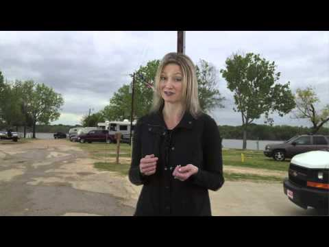 Best RV camping campgrounds in East Texas- pet restrictions- Tyler Texas