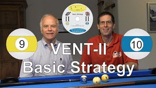 VENT II - Strategy - Video Encyclopedia of Nine-ball and Ten-ball - Instructional DVD