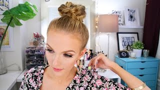 Braided Topknot Tutorial Thumbnail