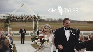 Oklahoma Wedding Video | Gorgeous Manor at Coffee Creek, Edmond wedding film