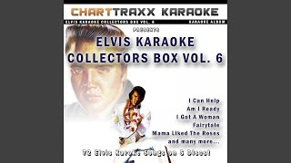 One Sided Love Affair (Karaoke Version in the style of Elvis Presley)