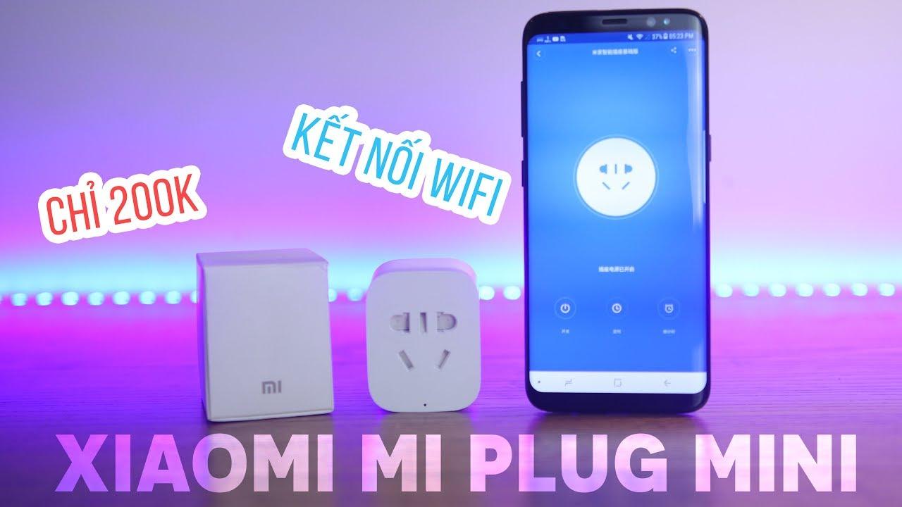 Đánh giá ổ cắm điện thông minh: Mi Plug Mini giá rẻ chất lượng cao