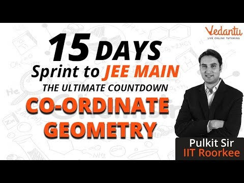 Co-ordinate Geometry Problems | Quick Revision for JEE Main 2019 | Maths Shortcut Tricks for IIT JEE