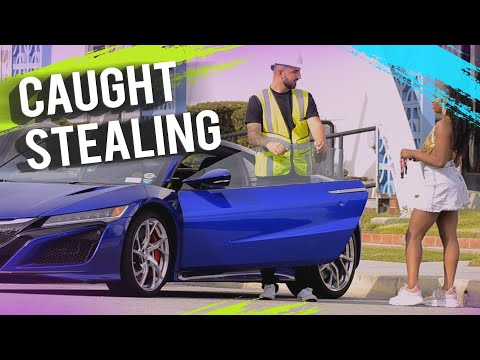 CHEATER GOLD DIGGER Caught STEALING 😱🤬  - CRAZY ENDING!