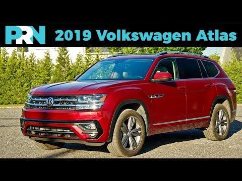 2019 Volkswagen Atlas Execline R-Line | Not Up To Snuff