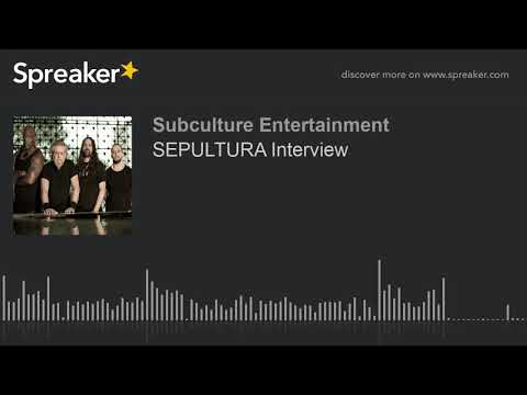 SEPULTURA Interview (part 2 of 2)