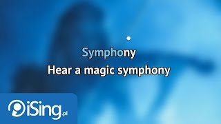 C-Bool - Magic Symphony ft. Giang Pham (karaoke iSing)