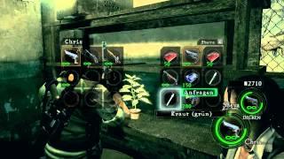 Resident Evil 5 Gameplay [100% / GER / HD]  Part 1 Sind sie OK ?