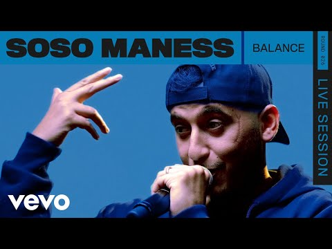 Youtube: Soso Maness – Balance (Live) | ROUNDS | Vevo