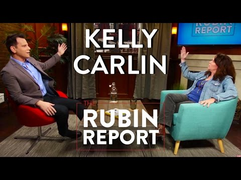 Kelly Carlin and Dave Rubin Talk George Carlin, Political Correctness, Counter Culture