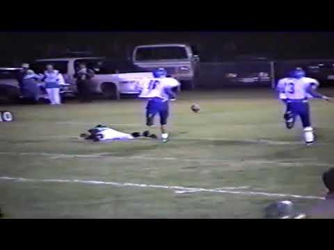 1993 Spalding Academy vs Wolbach Regular Season High School Football
