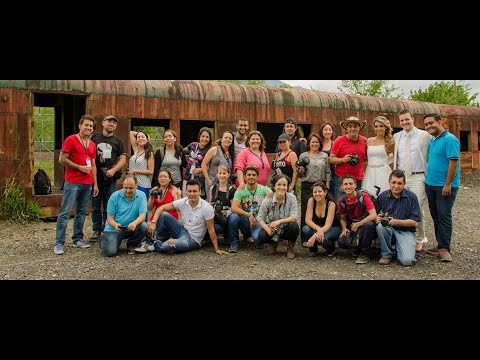 Workshop fotografía de bodas | Medellín Colombia 2015 | Jorge Lara Photography