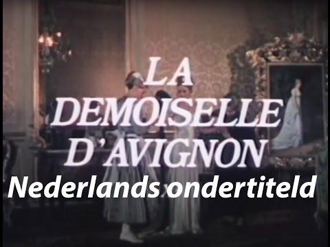 De Jonkvrouw van Avignon - Deel 1 van 7 - Nederlands ondertiteld
