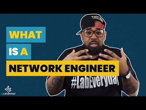 What Is A Network Engineer? 🧐