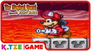 Let's Play Mickey Mouse auf Deutsch ❖ Neue Folgen des Nintendo Spiels | Folge 3.