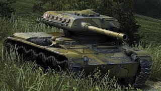 World of Tanks ELC EVEN 90 - 9 Kills 6,1K Damage