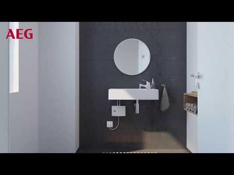 AEG Kleindurchlauferhitzer – Die Kompakte Lösung Fürs Händewaschen | Steckerfertig