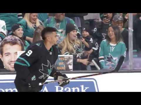 Mic'd Up: Evander Kane vs Sabres