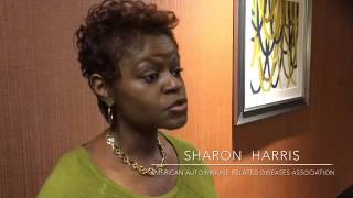 Sharon Harris Describes Being a Patient Advocate