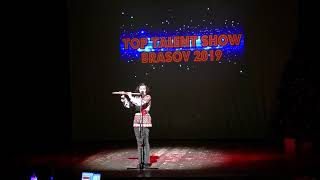 TOP TALENT SHOW DEC. 2019-  SOLOMIE ANASTASIA MARIA  POP ROMANESC