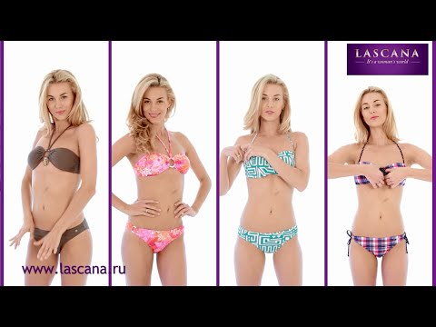 Выбираем купальник бикини. Советы от Lascana.ru