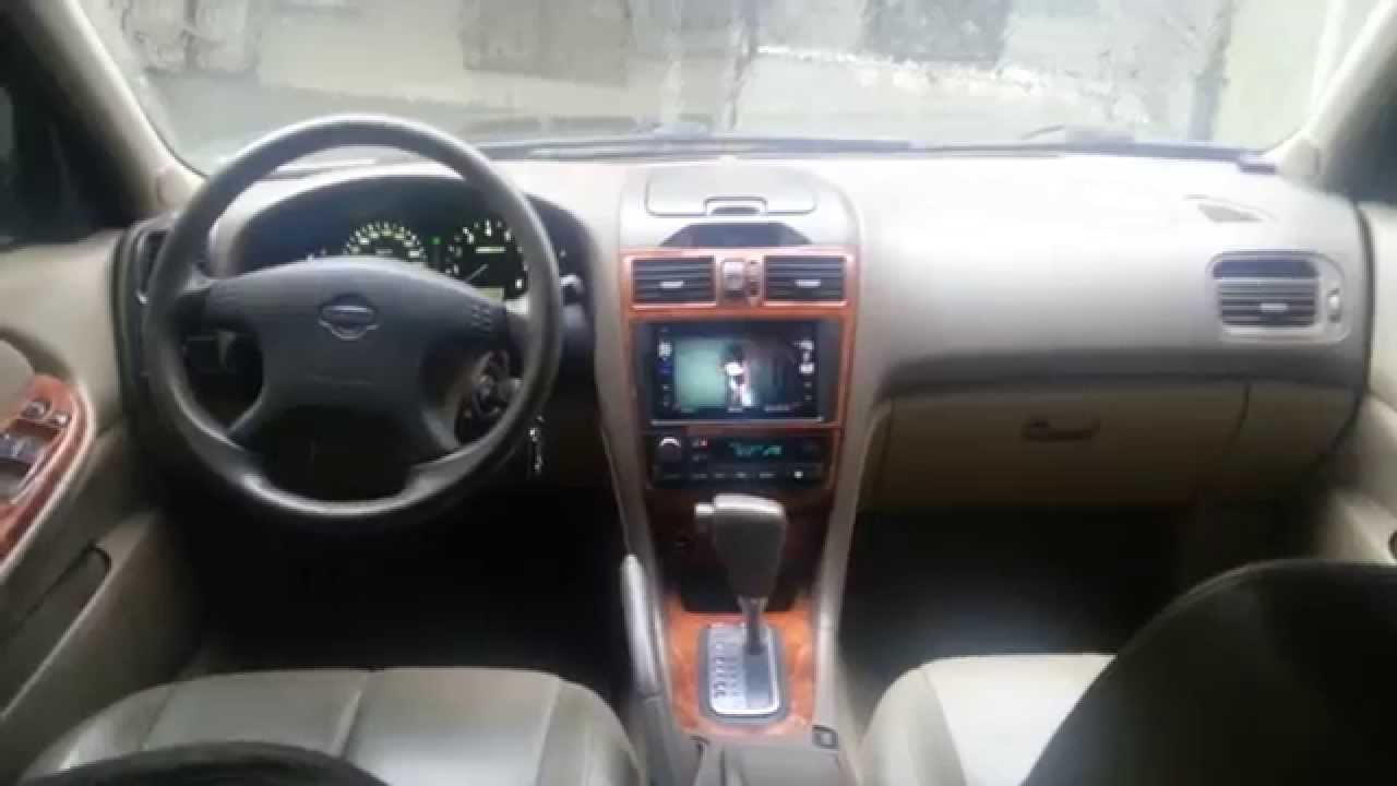 Nissan Maxima 2004 Double Dash Roadstar Hd