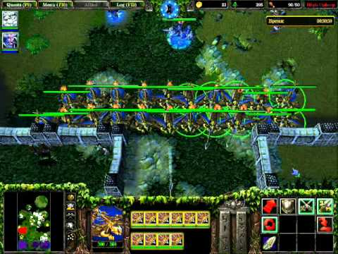 Warcraft 3 RoC - How to kill Archimonde part2