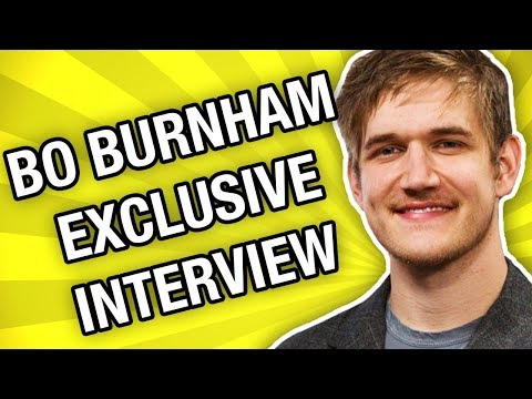 Bo Burnham EXCLUSIVE Interview: From Comedian To Directing Eighth Grade