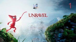 Unravel #1 - Por el jardín - Gameplay comentado