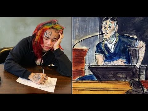 Ashlee - Tekashi And Family Write Letters To The Judge Begging For Lesser Sentence