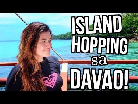 ISLAND HOPPING SA DAVAO!!! Samal Talicud Igacos ♡ K Vlogs | makeupbykarlamisa