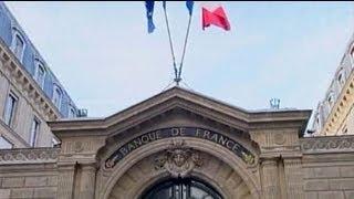 Fransa'ya resesyon uyarısı