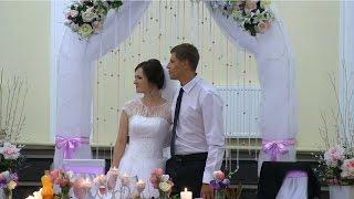 Свадьба Саша & Ира. Часть 2. Брачный пир. 11.07.2015г.