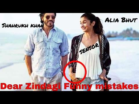 Dear Zingadi Movie Mistakes | Dear zindagi...