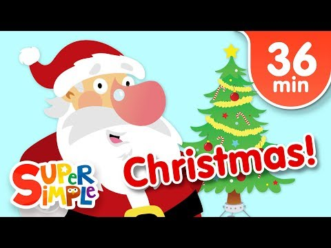 Our Favorite Christmas Songs for Kids | Super Simple Songs Mp3