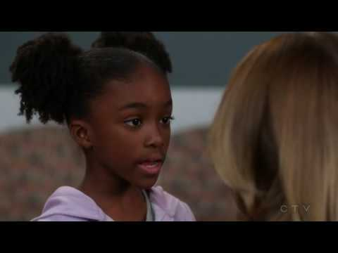 Meredith tells her Kids Derek is Dead Scene Grey's Anatomy 13x08