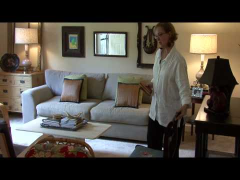 Home Decorating Basics : How To Place Living Room Furniture   YouTube
