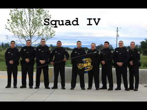 Yuba College Police Academy Class 23 - YouTube